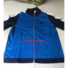 Áo khoác thể thao nữ (màu xanh)