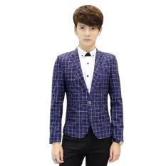 Áo khoác vest body TITISHOP VN13 (Xanh)
