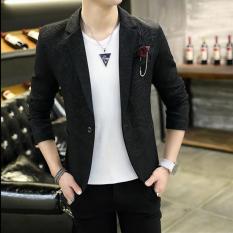 Áo khoác vest body TITISHOP VN17 (Đen)