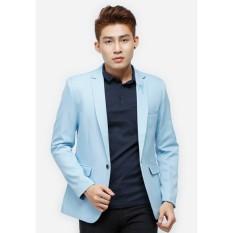 Áo khoác vest nam AVN60 HÀNG NHẬP CAO CẤP ( Xanh lam )