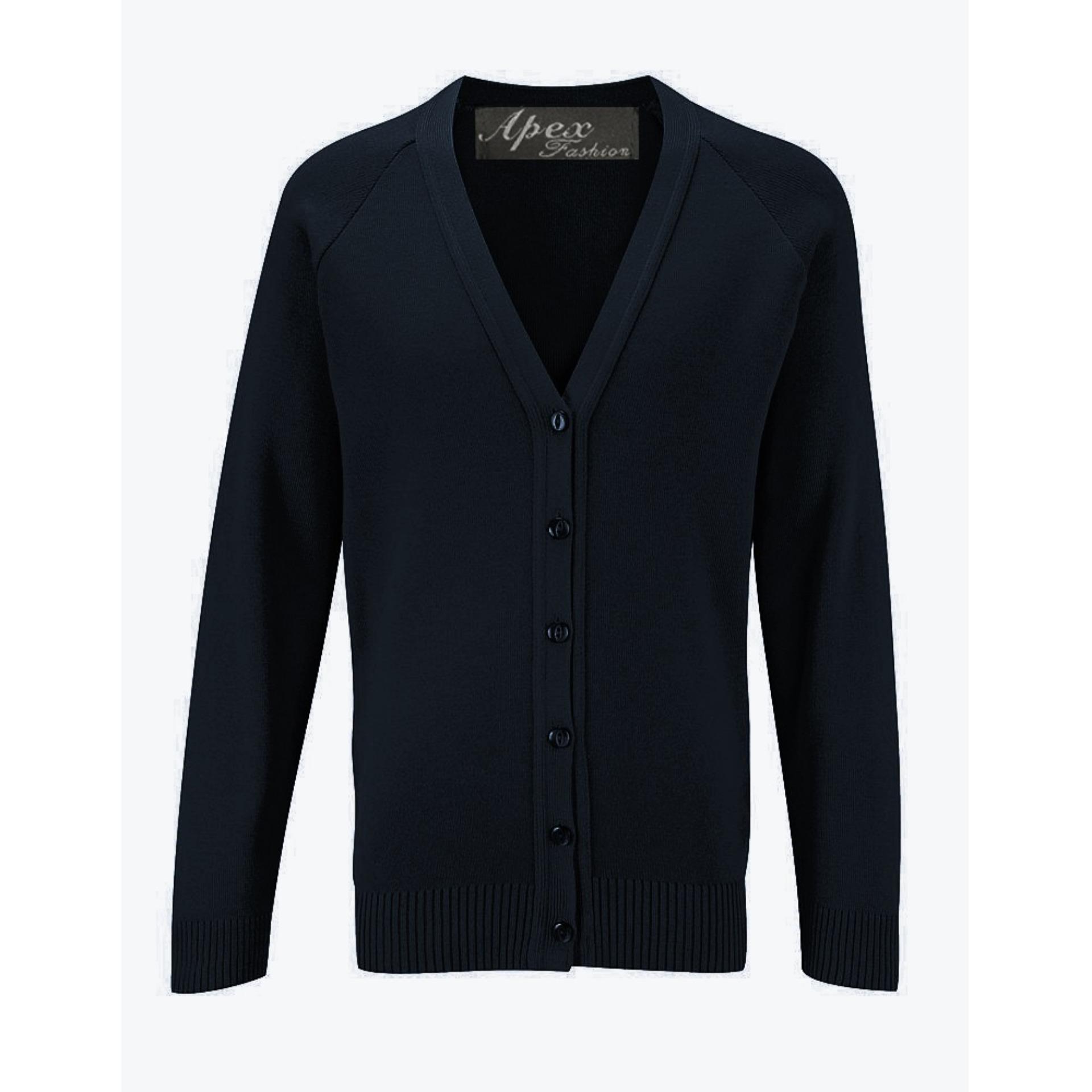 Aó Len Nam Apex Fashion – 21576A ( XANH NAVY)