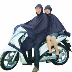 Áo mưa hai người nhựa PVC dày dặn