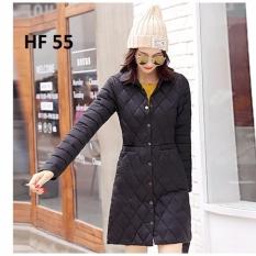 Áo phao nữ cao cấp HF55 (ĐEN)