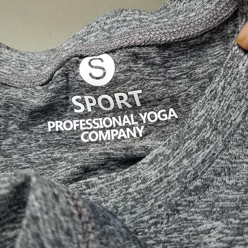 Áo phông thun thể thao nữ DFT - Hàng nhập khẩu (đồ tập thể thao, tập gym, thể dục,thể hình,...