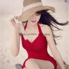 Áo Tắm Dịu Dàng Nữ Tính HLAT003 – Hoa Lan