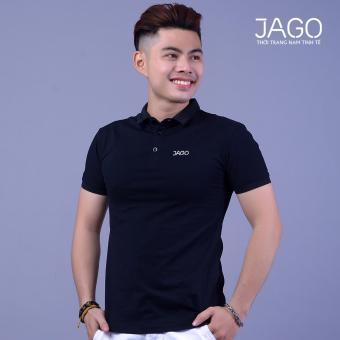 Áo Thun Cotton Cổ Trụ Trơn Jago Atc002