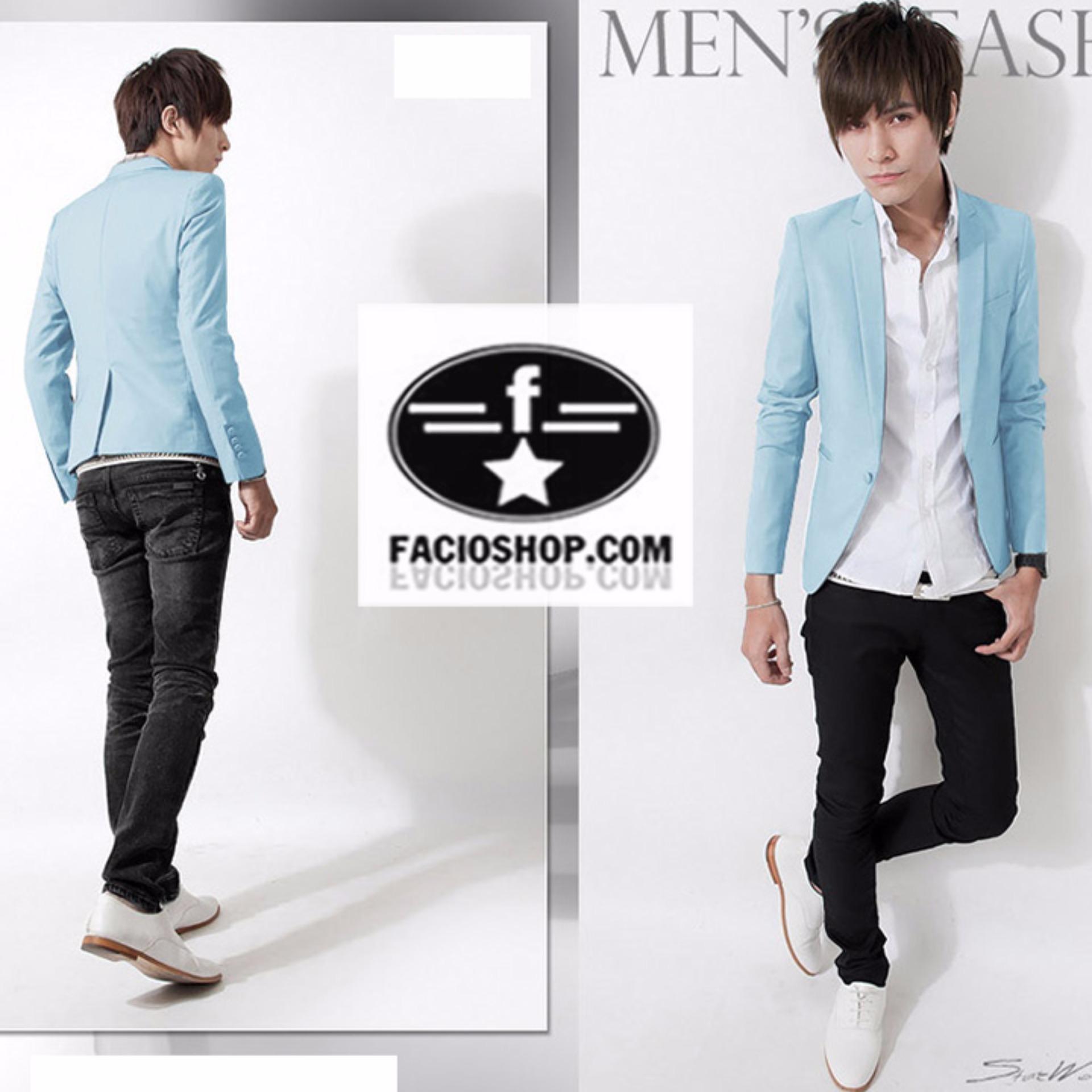 Áo Vest Nam Facio Shop Zf01