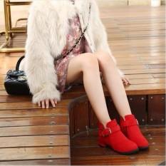B07DO – Giày boot cho bé phong cách hàn quốc
