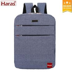 Ba Lô Laptop Hàn Quốc HARAS HR199(XANH)