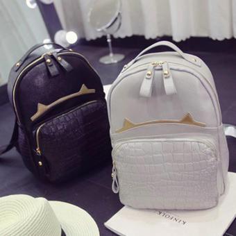 Ba Lô thời trang PKSR cao cấp dành cho Nữ DT1508 (Đen)