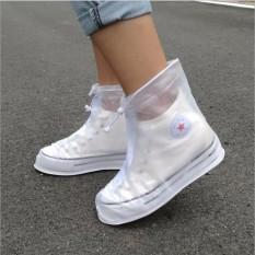 Bao bọc giày đi mưa cho Nam, đế dày, chống trơn trượt(Size XL)