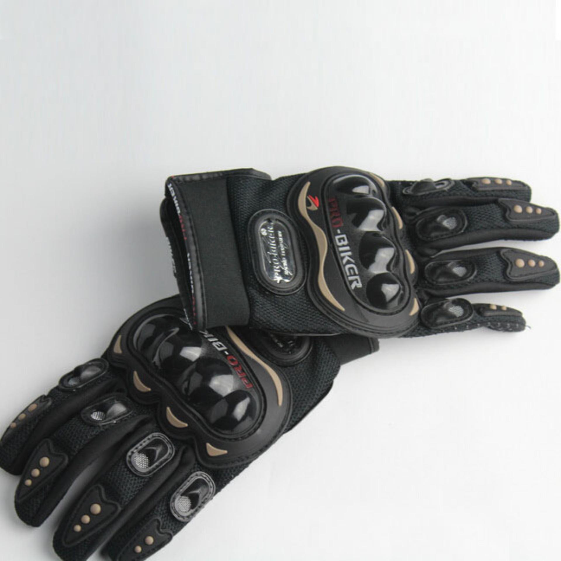 Bao tay Full ngón bảo vệ phượt thủ – Chống lạnh – Quốc tế – GT101F