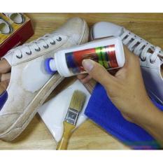 Bình xịt làm sạch giày và túi da siêu tiện dụng