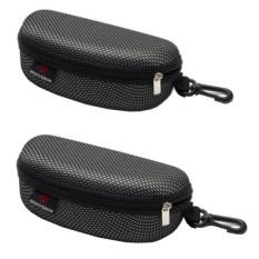 Bộ 02 hộp đựng mắt kính Robesbon có túi đựng HMK-01