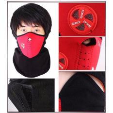Bộ 2 Khẩu Trang Kiểu Dáng Ninja Dành Cho Dân Phượt