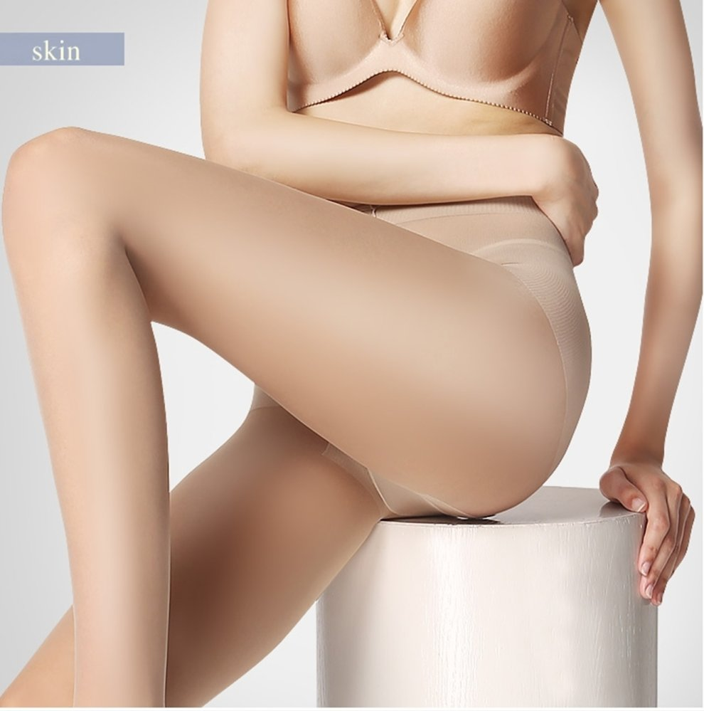 Mẫu sản phẩm Bộ 2 vớ quần tất nữ 15D thời trang dai – mịn (da – tro)