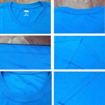 Bộ 3 áo thun nam trơn, áo phông nam Thoát Nhiệt Nhật Bản (Đen, Trắng, Xám tiêu) - 5