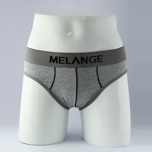 Bộ 3 quần bikini nam cotton Melange MC.21.02 (Màu ngẫu nhiên)