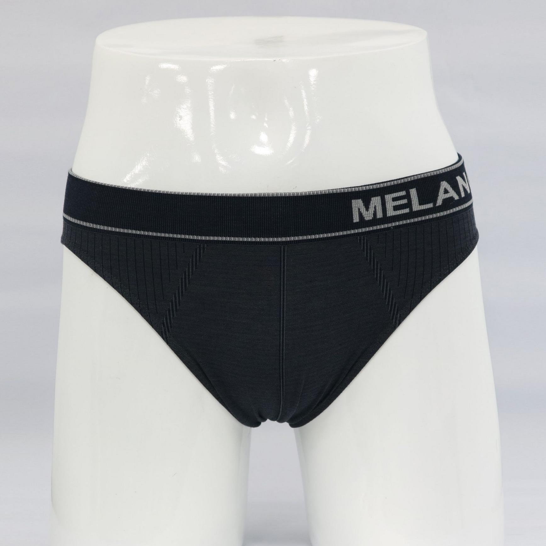 Bộ 3 quần lót nam sợi tre Melange thoáng mịn MB.20.21 (Màu ngẫu nhiên)