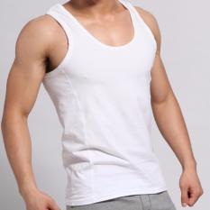 Bộ 4 áo thun ba lỗ (100% Cotton)