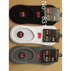 Bộ 5 đôi tất vớ hài lười Uniqlo Nhật Bản