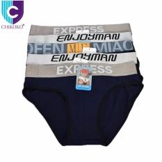 Bộ 5 quần lót nam - EnjoyMan