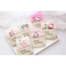 Bộ 6 Quần chip xuất Hàn trẻ em Organic Angel