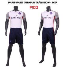 Bộ Đồ Đá Bóng Paris Saint Germain 2016 – 2017 (Trắng)