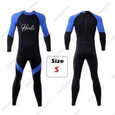 Bộ đồ lặn, quần áo lặn biển cho NAM 3mm HEVTO – S giữ ấm, thoáng khí, chống thầm nước cao cấp – DONGDONG