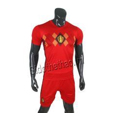 Bộ đồ quần áo đá banh – bóng đội tuyển Bỉ Đỏ Wolrd cup 2018