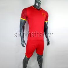Bộ đồ quần áo đá banh – đá bóng đội tuyển u23 Việt nam màu đỏ 2018-2019