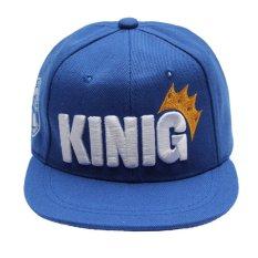 Boy Girl Kids Children Infant Hat Adjustable Baseball Snapback Cap Hip-hop Sport – intl