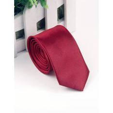 Cà vạt lụa bản nhỏ giá rẻ bản 5 cm