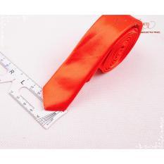 Cà vạt lụa – cavat bản siêu nhỏ 3Cm