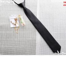 Cà Vạt Thắt Sẵn Bản Nhỏ 5*35cm – Kiểu Dáng Hàn Quốc