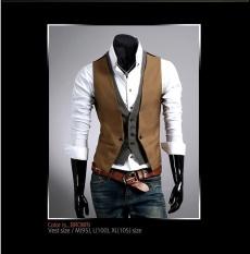 Nam Phù Hợp Với Áo Vest 2017 Hot Mỏng Phù Hợp Với Thiết Kế Thời Trang Thương Hiệu Chính Thức Công Sở nam quần áo-vàng -quốc tế