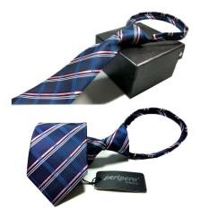 Cravat nam cao cấp bản 8cm thắt sẵn