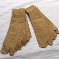 Combo 10 đôi vớ da chân sáng xỏ ngón cho bạn gái
