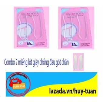 Combo 2 set miếng lót giày chống đau gót chân - 8196614 , HU276FAAA4E5RHVNAMZ-8038815 , 224_HU276FAAA4E5RHVNAMZ-8038815 , 51000 , Combo-2-set-mieng-lot-giay-chong-dau-got-chan-224_HU276FAAA4E5RHVNAMZ-8038815 , lazada.vn , Combo 2 set miếng lót giày chống đau gót chân