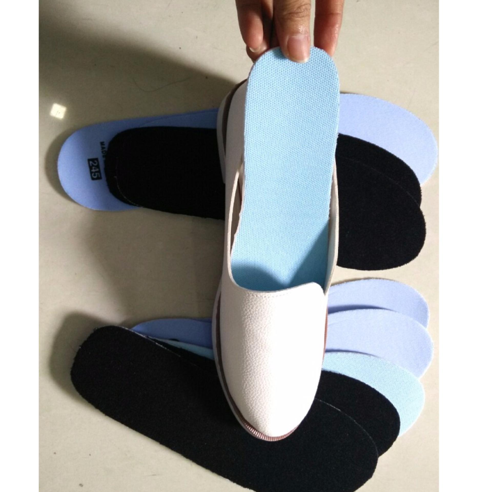 Combo 3 cặp Lót giày êm chân A088 (màu ngẫu nhiên).