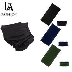 Combo 3 Khăn đa năng nam nữ thể thao dành cho phượt thủ – Chất liệu sợi siêu mịn polyester – Kích thước 25×48 cm ZAVANS(Đen, xanh đen, Xanh rêu)