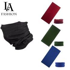 Combo 3 Khăn đa năng nam nữ thể thao dành cho phượt thủ – Chất liệu sợi siêu mịn polyester – Kích thước 25×48 cm ZAVANS(Xanh dương, xanh rêu, đỏ đô)