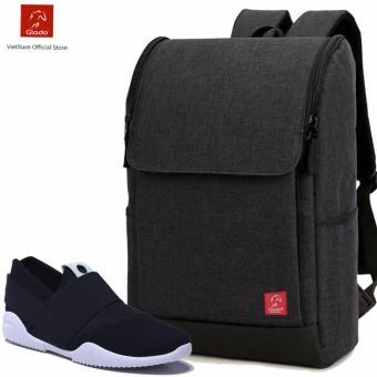 Combo Balo Thời Trang Glado BLG011BR + Giày Sneaker GS065BA (Đen) -CB011 - 10243624 , GL971FAAA3V6OQVNAMZ-6919781 , 224_GL971FAAA3V6OQVNAMZ-6919781 , 550000 , Combo-Balo-Thoi-Trang-Glado-BLG011BR-Giay-Sneaker-GS065BA-Den-CB011-224_GL971FAAA3V6OQVNAMZ-6919781 , lazada.vn , Combo Balo Thời Trang Glado BLG011BR + Giày Sneaker