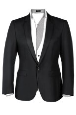 Giá Khuyến Mại Cyber Men Casual One Button Fit Blazer (Black) – intl   Happydeal365