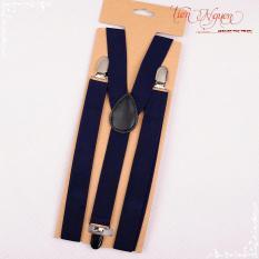 Đai đeo quần nam chữ Y cao cấp – Dây yếm quần