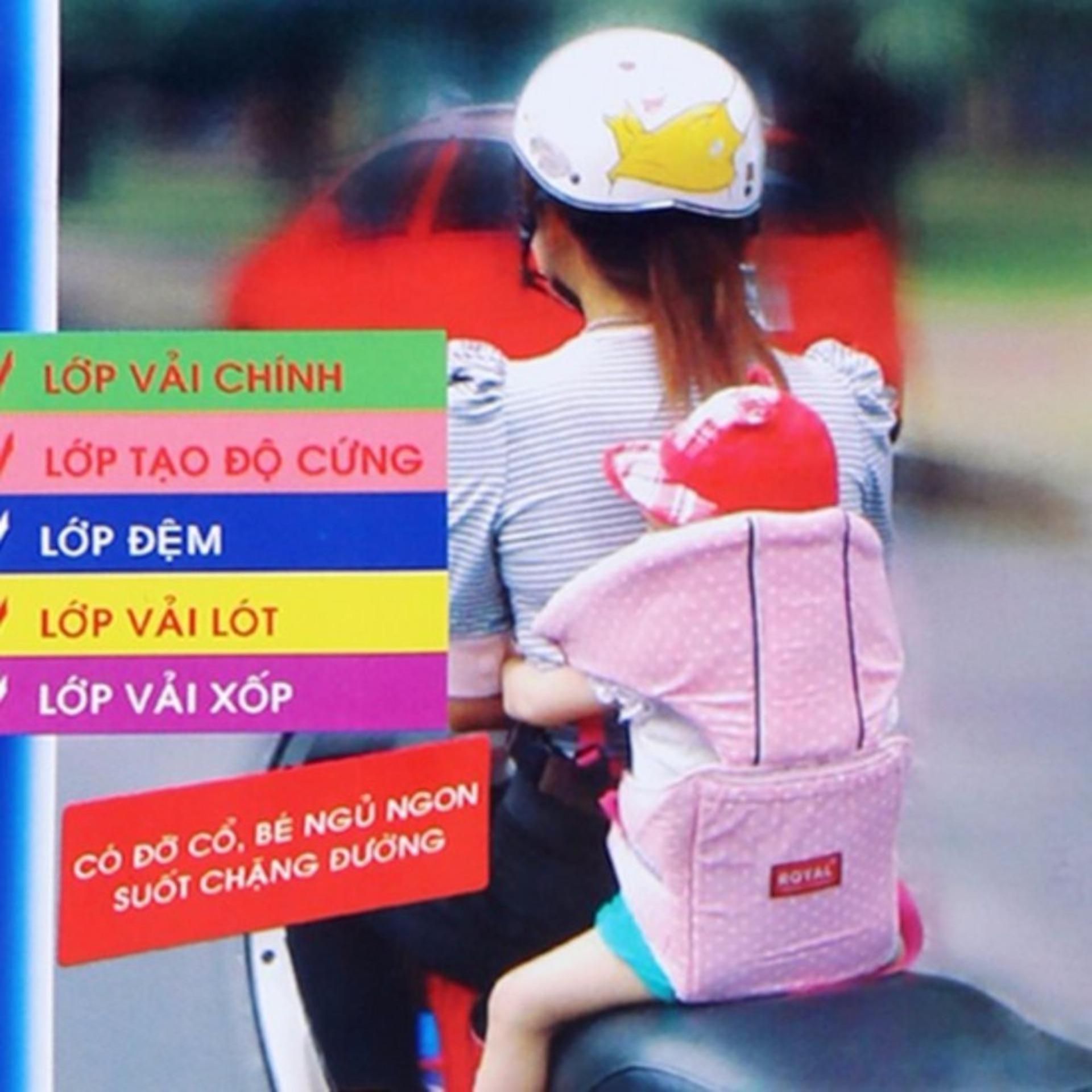 So Sánh Giá Đai đỡ cổ, xe danh cho be 1 tuoi, đaingồixe máycóđỡ cổ2 trong 1 cho bé chất lượng tốt nhất- bảo hành bởi Lazada