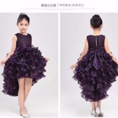 Đầm dạ hội Mulet cao cấp cho bé gái thật sang chảnh – Hàng nhập