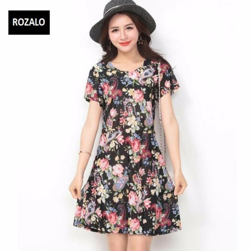 Nơi bán Đầm dáng suông ROZALO RWD2491-DSQ15
