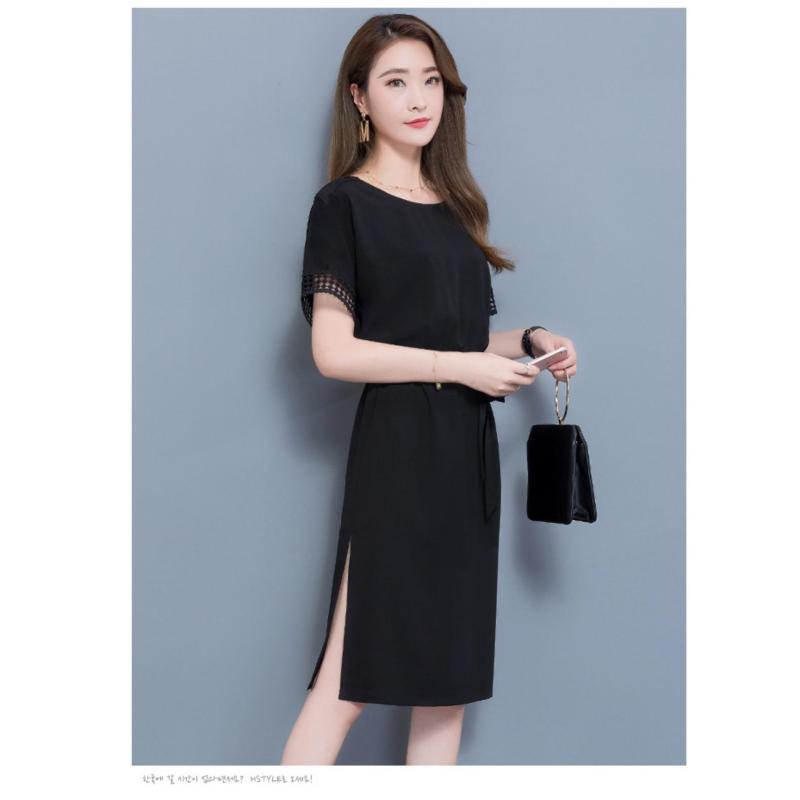 Nơi bán Đầm Nữ Dáng Suông New Sodoha B2B256 Black