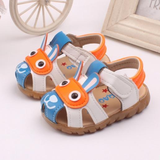Dép sandal bé trai 0-3 tuổi